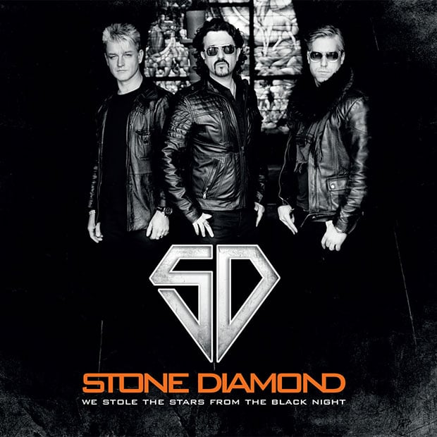 Stone Diamond - We stole the stars from the black night