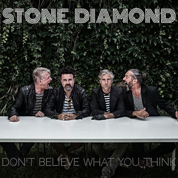 Stone Diamond - Don't believe what you think